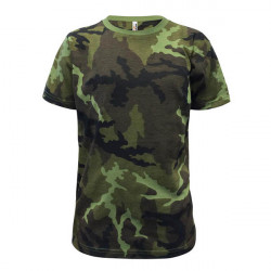 T-shirt kids ACR vz.95 wood, size 110 (4 years)