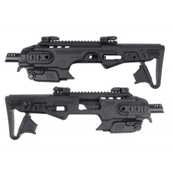 CAA - Airsoft RONI B Conversion for M9/M9A1, black