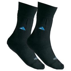 Merino Technical Sock, OD/black