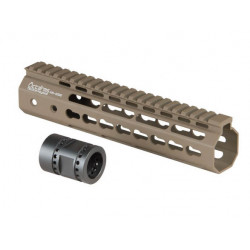 "9"" Keymod System Handguard Set, DARK EARTH"