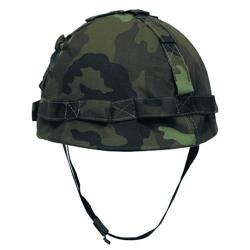Helmet with plastic coating CZ 95
