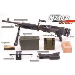 M240-D ocelová verze, limitovaná edice