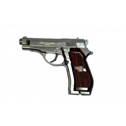 WG WC301 CO2 Fixed Slide Pistol ( Silver )