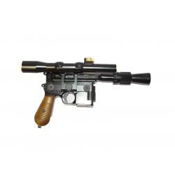 Armorework Custom M712 SW Gas Blowblack Pistol ( with Scope & Flash Hider )  (STAR WARS)