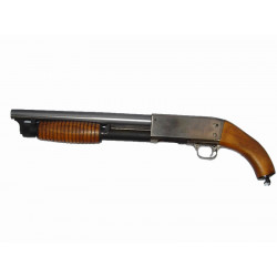 KTW Ithaca M37 Sawed-Off Model Airsoft Shotgun