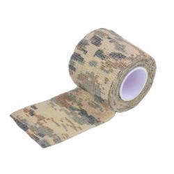 Camo Cotton Tape (Desert Digital)
