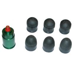 Slug Type Airsoft Grenade 40mm