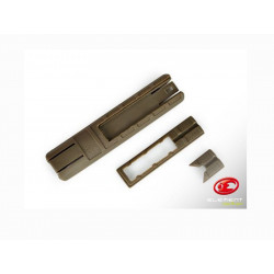 TD Battle grip rail cover with pocket (DE)