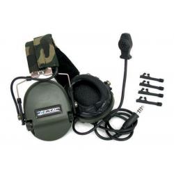 Taktický headset SORDIN Hi-Threat Tier 1 (kopie Peltor)