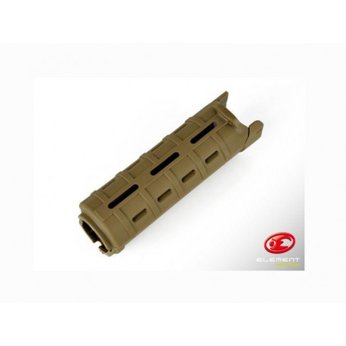 MOE Handguard with rail (DE)