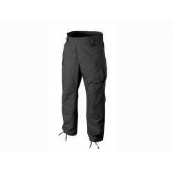 SFU NEXT® Pants - PolyCotton Ripstop - Black S/Regular