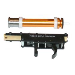 Spoušťový mechanismus s pístem pro Marui VSR10