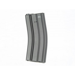 300 rounds magazine for Colt - BLACK