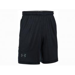"""Pánské kraťasy Under Armour Raid 8"""" Printed Shorts, černé, velikost S"""