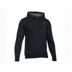 Under Armour Storm Rival Mens Hoody - Black, SIZE S