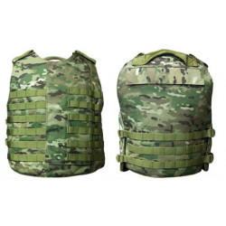 Modular Operation / Duty (M.O.D.) Tactical Body Armor