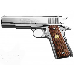 Colt Government Series70 Nickel Finish, GBB