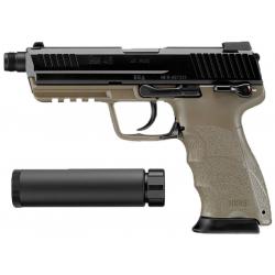 HK45 Tactical GBB - TAN