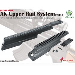 PK-213 AK Upper Rail System