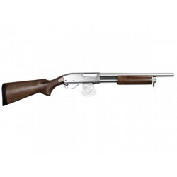 ST870-POLICE silver color Spring Power Rifle (limiled edition)