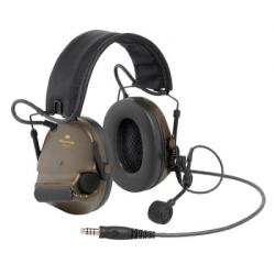 Sluchátka 3M PELTOR COMTAC XPI NATO konektor pod přilbu