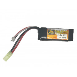 Battery XCell 7,4V / 800mAh 30C Li-Pol Mini typ