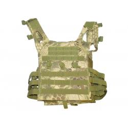 KJ.Claw JPC 600D kid vest (Kryptek Highlander)