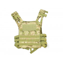 KJ.Claw JPC 600D kid vest (Multicam)