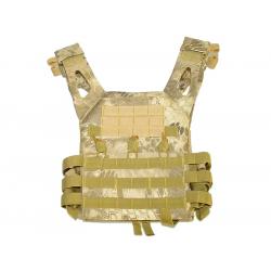 KJ.Claw JPC 600D kid vest (Kryptek Nomad)