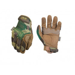 Taktické rukavice MECHANIX (M-pact) - Woodland, S, model 2017