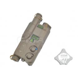 Box na akumulátor An/PEQ 16 - pouštní