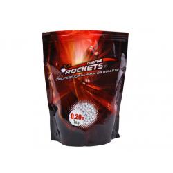 Kuličky Rockets Professional 0,20g - 1kg