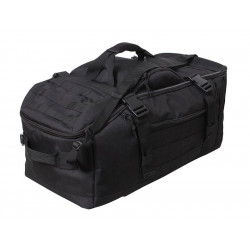 3-In-1 Convertible Mission Bag BLACK