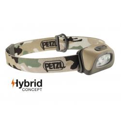 Flashlight Headlamp TACTIKKA+ RGB Hybrid Multicam