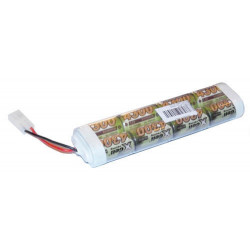 Battery XCell 9,6V / 4300mAh L-type