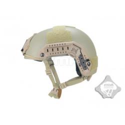 Aramidová balistická helma - MARITIME MICH, písková (M/L)