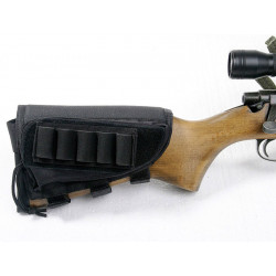 PANTAC Cheek Pad for Rifle or Shotgun ( Black )