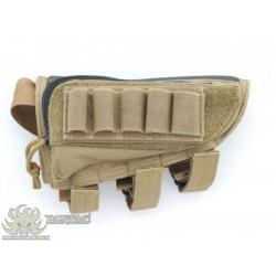 PANTAC Cheek Pad for Rifle or Shotgun ( Khaki )