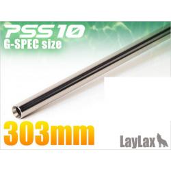 Precizní hlaveň Laylax PSS10 6,03mm pro Marui VSR-10 a G-Spec ( 303mm )
