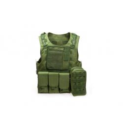 Vest FSBE MOLLE, olive