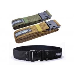 Buckle Belt 53mm, (COPY BHI), BLACK
