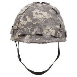 Helmet with plastic coating ACU DIGITAL
