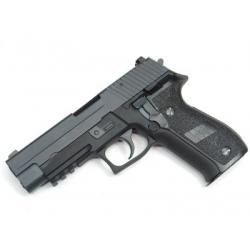SIG P226 MK25 černý - celokov, blowback