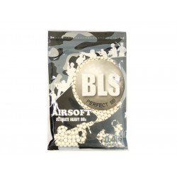 BLS High Precision Made - BIO 0,45g 1000bb Pellets - WHITE