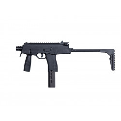 MP9 A1 ASG/KSC blowback - BLACK