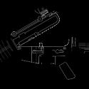 External parts - GAS