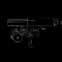 Vnitřní díly, Upgrade - elektrické zbraně