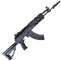 AK external parts