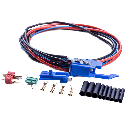 Wiring, Mos-FETs, connectors,