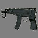 AEP sub-machine guns